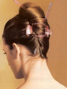 fryzura zawodowa sowex