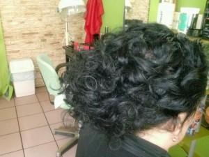 upięcie włosów fryzjer1.pl