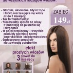 keratynowe prostowanie włosów ALFA