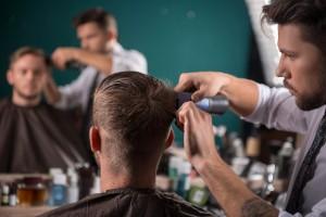 Strzyżenie męskie włosów