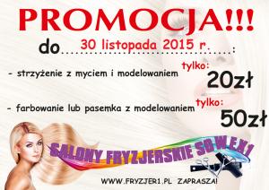 Salony fryzjerskie fryzjer1.pl