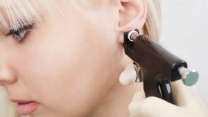 Przekłuwanie uszu najtaniej