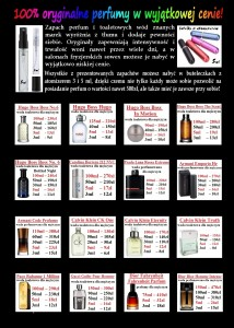 próbka perfum męskich