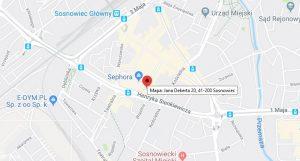 Salon fryzjerski Sosnowiec