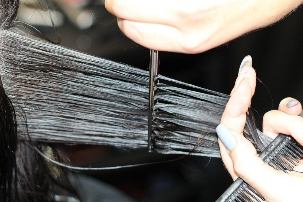 szybkie strzyżenie włosów