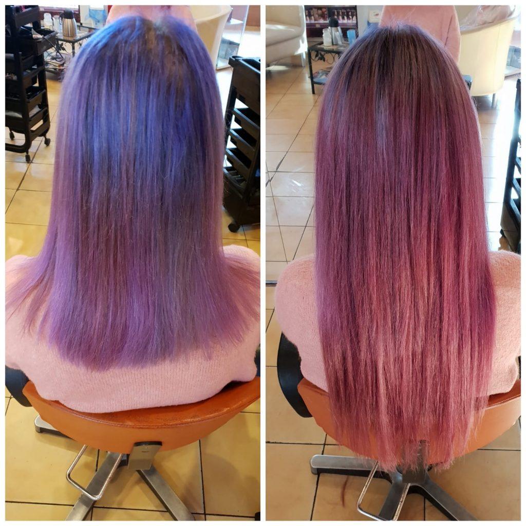 """<strong><span style=""""color: #ff0000;"""">Przedłużenie włosów</span></strong>"""