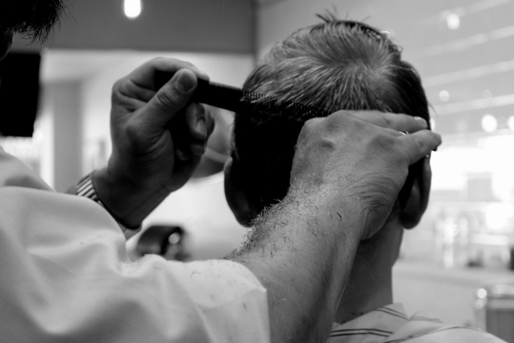 Mistrz strzyżenia włosów ✂