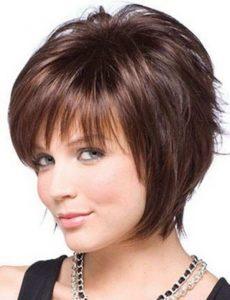 ładne strzyżenie włosów